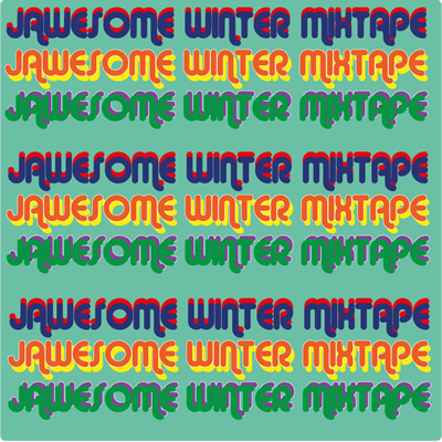Dutch Winter Mixtape 2011 cover