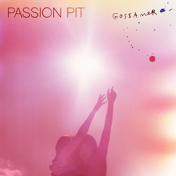 Passion Pit - Gossamer cover